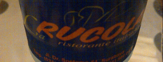 La Rucola Ristorante Italiano is one of Kuliner Wajib @Surabaya.