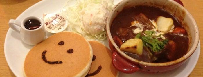 PANCAKE DAYs - Harajuku (パンケーキデイズ 原宿店) is one of パンケーキ.