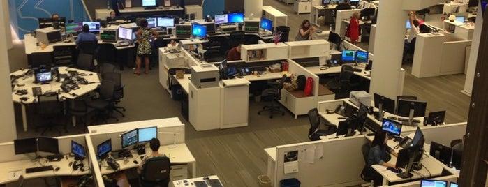 NPR News Headquarters is one of Washington DC.