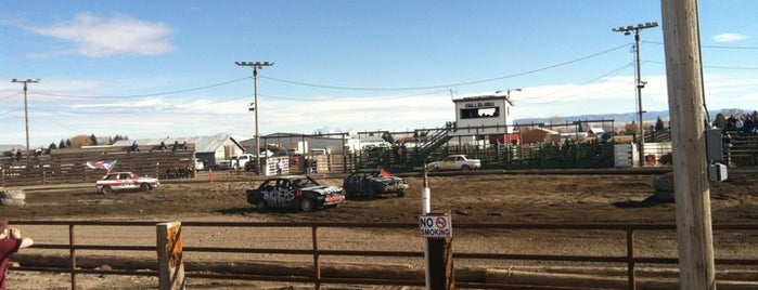Fremont County Fairgrounds is one of Things to do while in Rexburg.