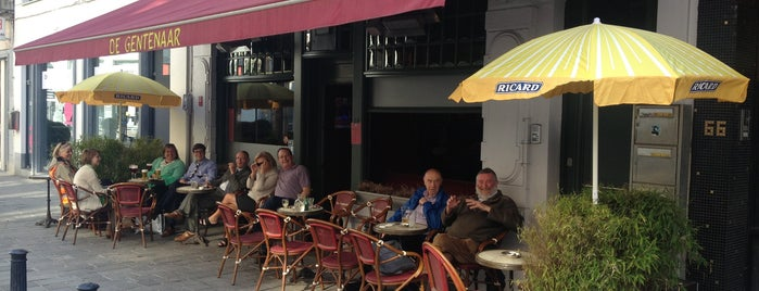 De Gentenaar is one of Best Bars & Cafés in Ghent.