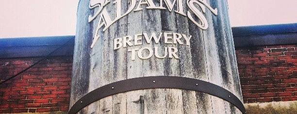 Samuel Adams Brewery is one of Attractions to Visit.
