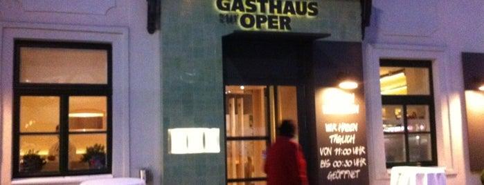 Plachuttas Gasthaus Zur Oper is one of 36 hours in...Vienna.