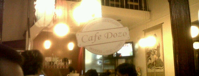 Cafe Dozo Japanese Restaurant And Coffee Shop is one of Best places in Antipolo City, Philippines.