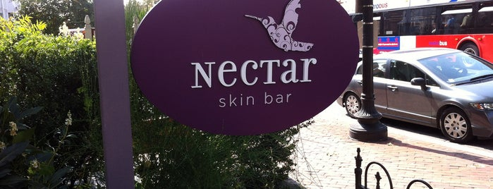 Nectar Skin Bar is one of Dc.