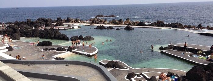 Piscinas Naturais do Porto Moniz is one of das schwimmwasser.