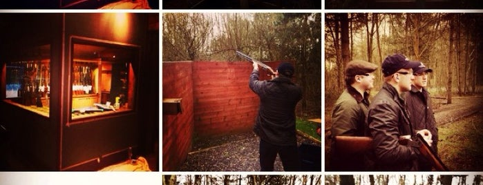 EJ Churchill Shooting Grounds is one of James's Tips.
