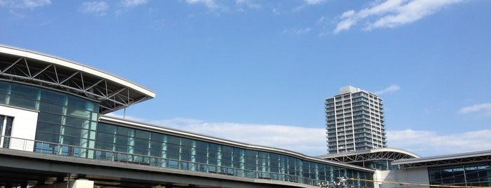 Higashi-Shizuoka Station is one of JR.