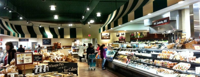 The Fresh Market is one of My Grocery Stores.