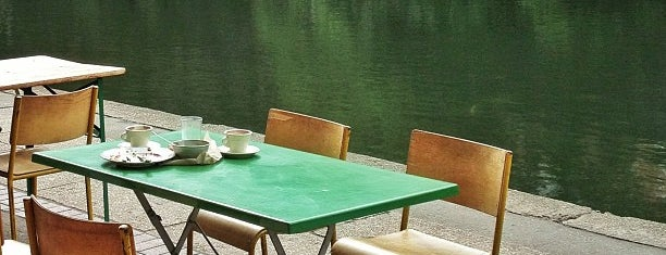 Towpath Cafe is one of Coffee in London.