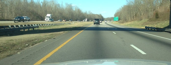 Interstate 85 Exit 68 is one of Roads.