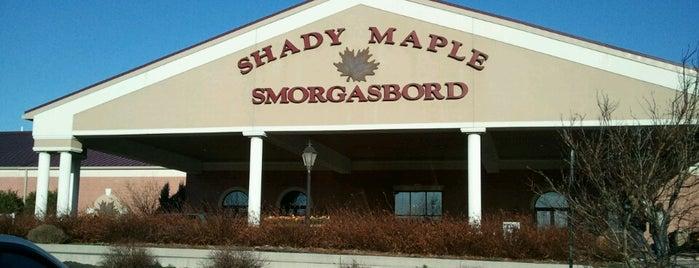 Shady Maple Smorgasbord is one of Philadelphia Neighborhoods & Suburbs.