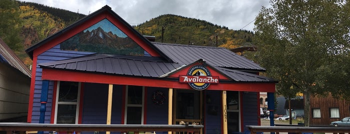 Avalanche Brewing Company is one of My Visited Breweries.