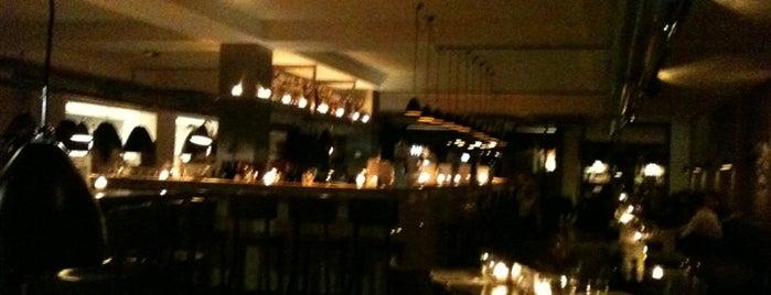 Brasserie Witteveen is one of Old buildings with taste in Amsterdam.