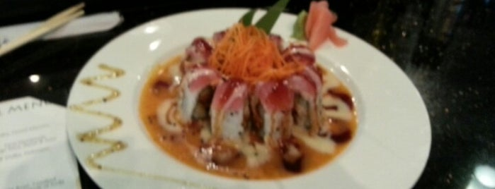 Akashi Sushi & Fusion Cuisine is one of Yum.