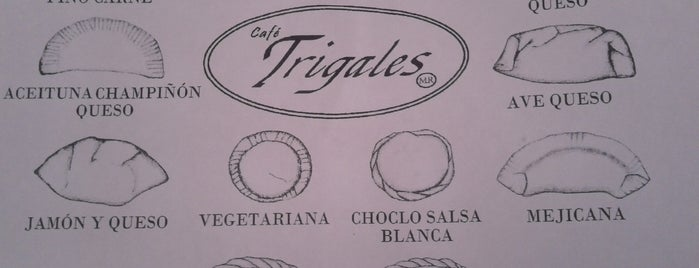 Trigales is one of Simona's Tips.