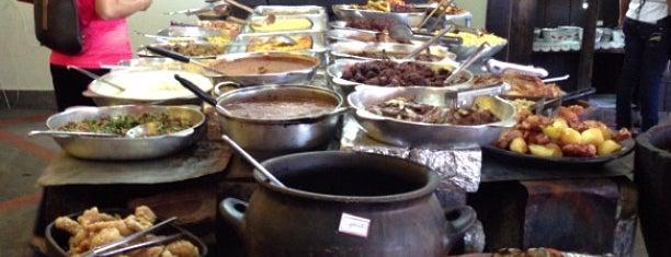 Restaurante Vó Melica is one of Lugares....