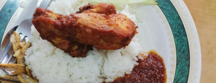 Warung Bunga Selasih is one of @Hulu Terengganu.