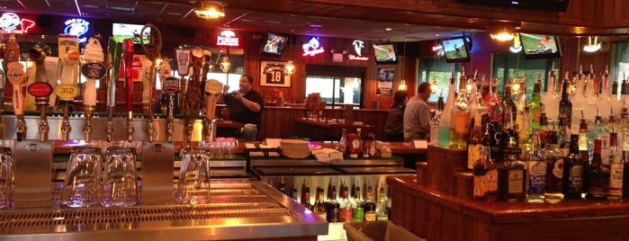 Miller's Alpharetta Alehouse is one of The Regulars.