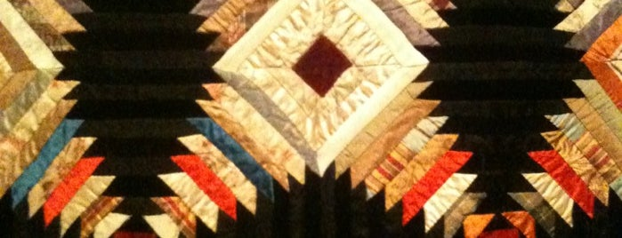 San Jose Museum of Quilts & Textiles is one of South Bay.