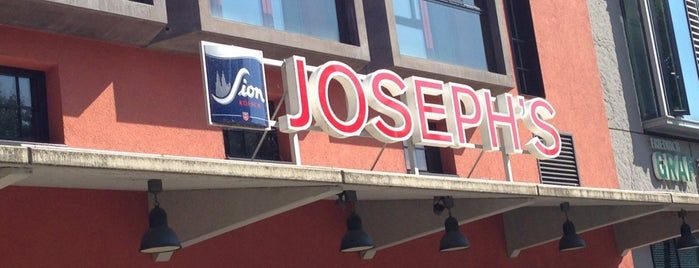 JOSEPH'S is one of Culinary Cologne.