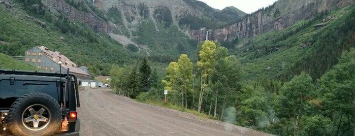 Black Bear Pass is one of Colorado Tourism.