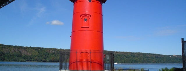 Little Red Lighthouse is one of City of New York's Tips.