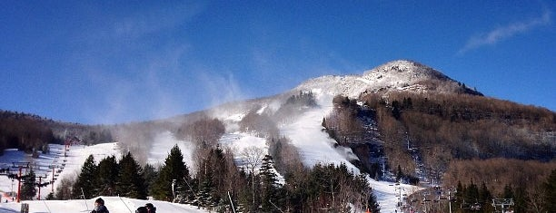 Hunter Mountain Ski Resort is one of fun.
