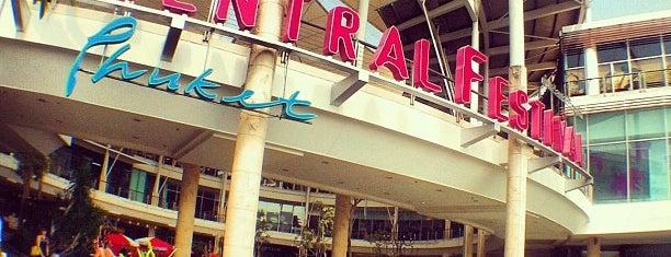 Central Festival Phuket is one of Must do in Phuket.