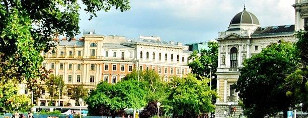 Sigmund-Freud-Park - Votivpark is one of Chillout @Vienna.