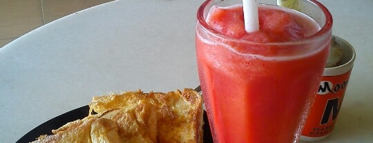 MooN Kopitiam is one of Cafe & Kopitiam.