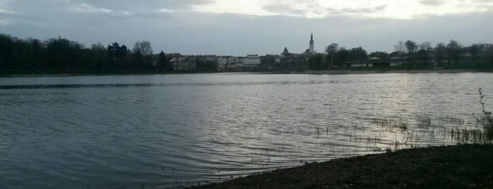 Odpočinková zóna Jordán is one of Místa s vysílači Numitor.cz.
