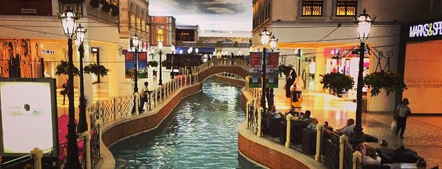 Villaggio Mall is one of Must-visit Arts & Entertainment in Doha.