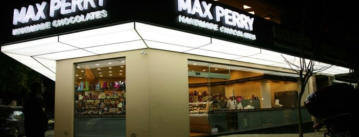 Max Perry is one of My Favorite Places.