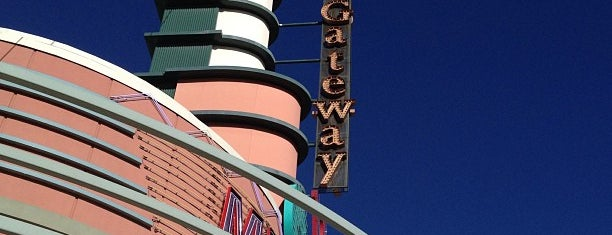 The Gateway Megaplex 12 is one of Movies/Fun.