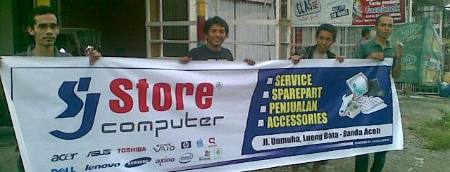 SJStore is one of dit's Tips.