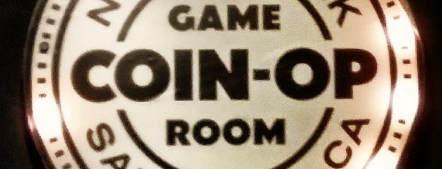 Coin-Op Game Room is one of SD Love.