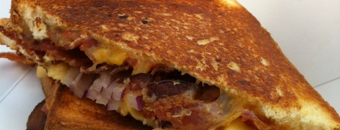 The Grilled Cheese Truck is one of 15 Bucket List Sandwiches in L.A..