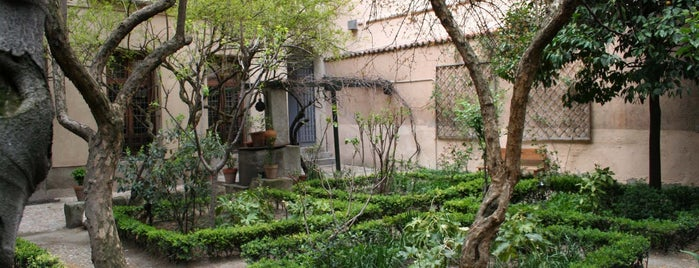Casa Museo Lope de Vega is one of Must-visit Museums in Madrid.