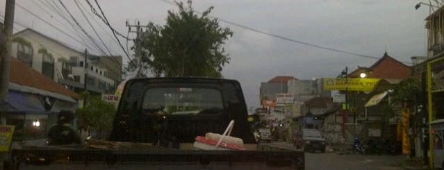 Jalan Raya Sesetan is one of Bali's Road.