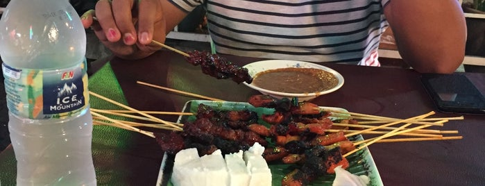 Pak Din Satay is one of Must-visit Food in Kuala Lumpur.