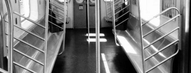 MTA Subway - 5 Train is one of NY - MTA Subway Trains.