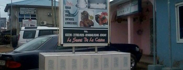 Bonne Arrivee is one of Kumasi City #4sqCities.
