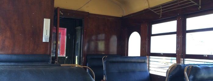 Western Railway Museum is one of Northern California Railfans' List.