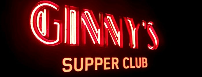 Ginny's Supper Club is one of American Restaurants-To-Do List.