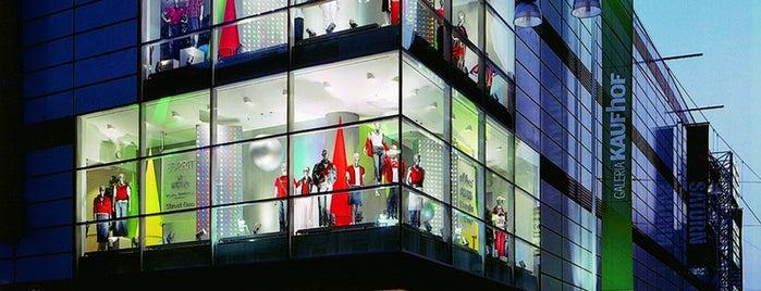 Galeria Kaufhof is one of Mein Dortmund.