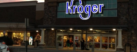 Kroger is one of my faves.