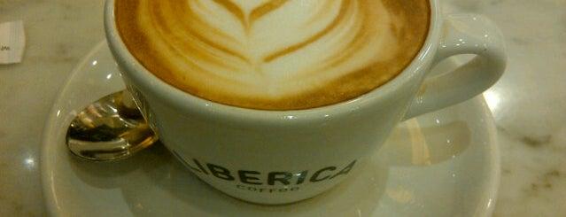 Liberica Coffee is one of Jakarta.