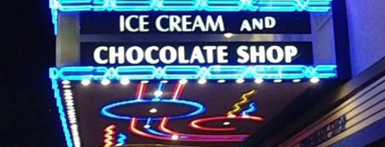 Ghirardelli Ice Cream & Chocolate Shop is one of Things to do in San Diego.