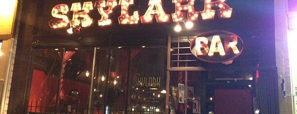 Skylark Bar is one of Bar Spots.